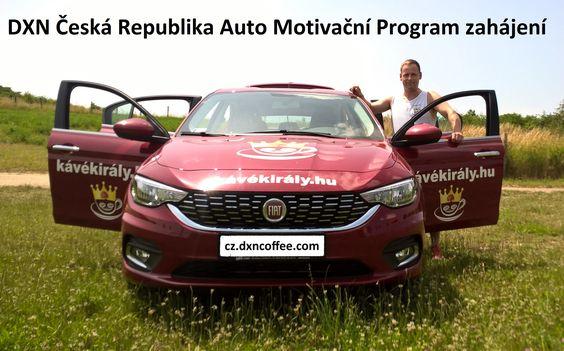 DXN Česká Republika Auto Motivační Program zahájení