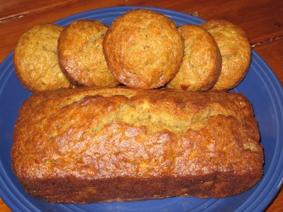 Banana Banana Bread and Muffins