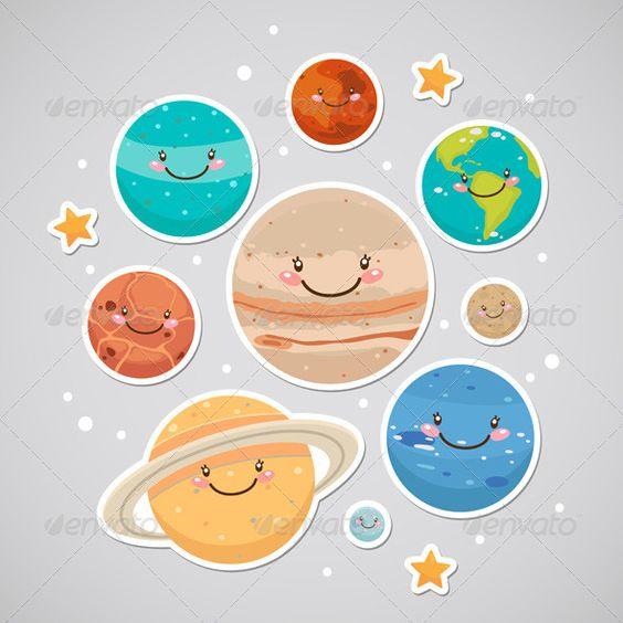 planet saturn cute - photo #37