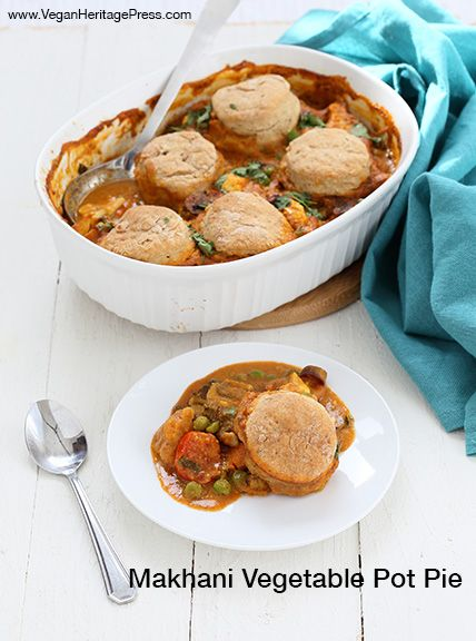 Indian, Vegetable pot pies and Pot pies on Pinterest