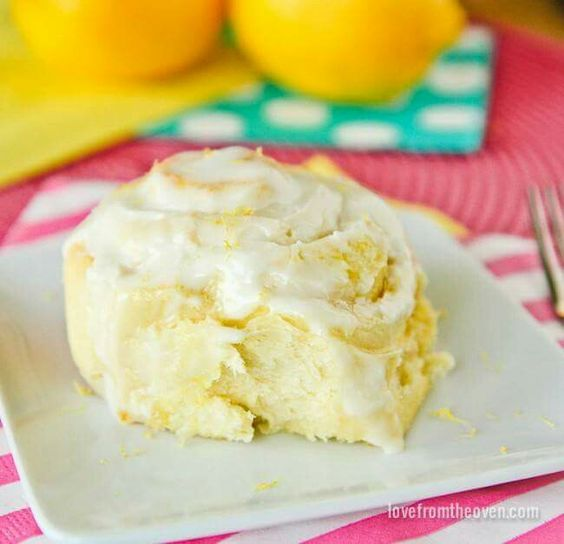 I love these lemon rolls!  There's a surprising ingredient in the filling --> http://www.lovefromtheoven.com/2015/03/19/lemon-rolls/