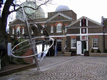 Royal Observatory, Greenwich (Prime Meridian)