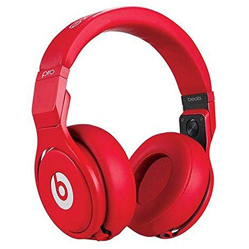Beats Pro Over-Ear Headphone – Lil Wayne Red