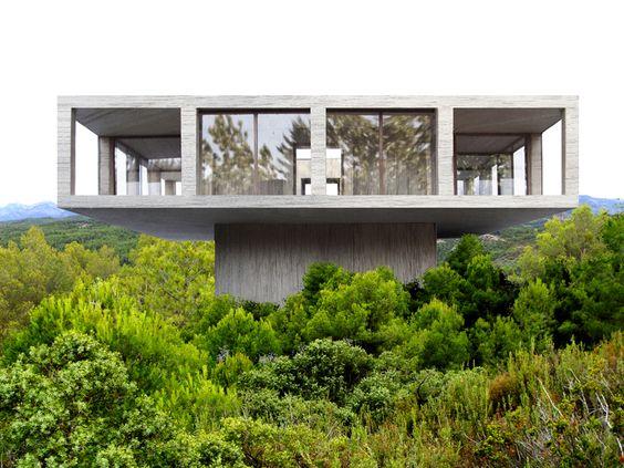 Solo House | Pezo Von Ellrichshausen: