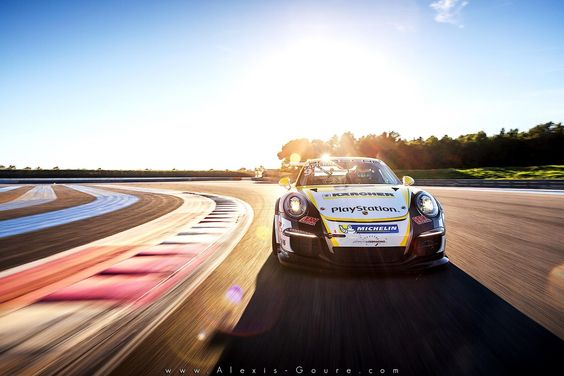 Porsche Carrera Cup France 2014 - Paul Ricard by Alexis Goure on 500px