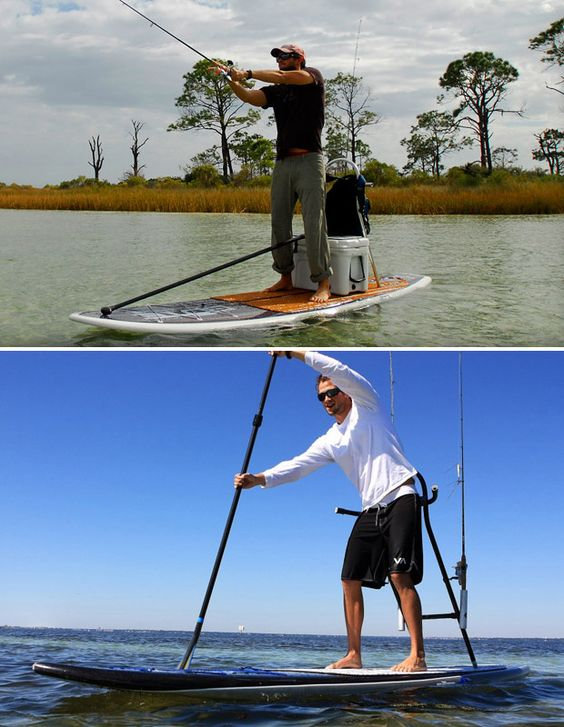 Paddle board fishing oh hell yes this is for Fishing paddle boards