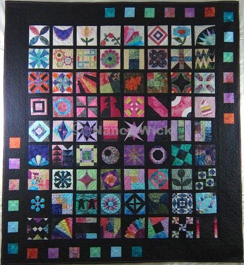 Nancy Wick - The Quilt Block Book