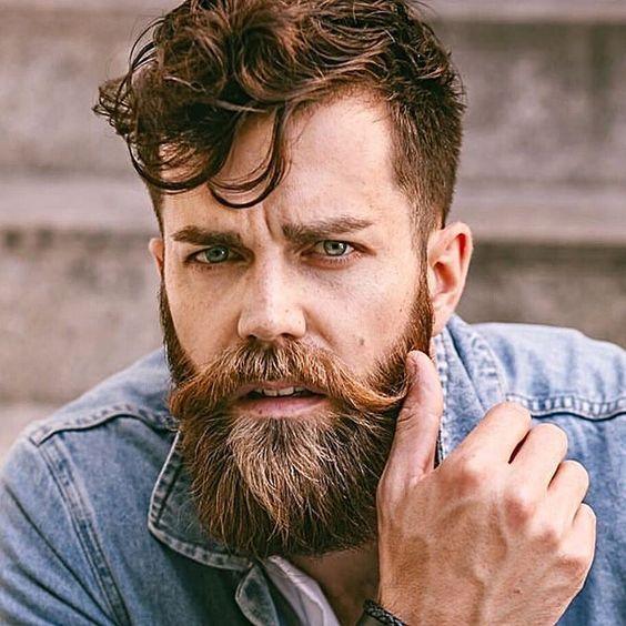Fall Winter Skincare Tips For Men Beard Grooming Beard Styles Beard Hairstyle