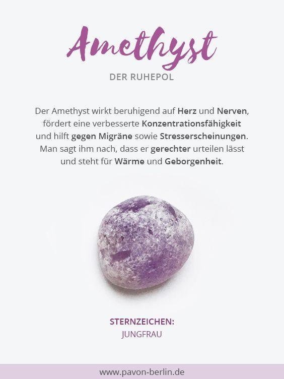 Bedeutung Von Amethyst Gemstones Gemstonejewelry Edelsteine Amethyst Bede Purple Shampoo And Conditioner Crystal Healing Stones Shimmer Lights Shampoo
