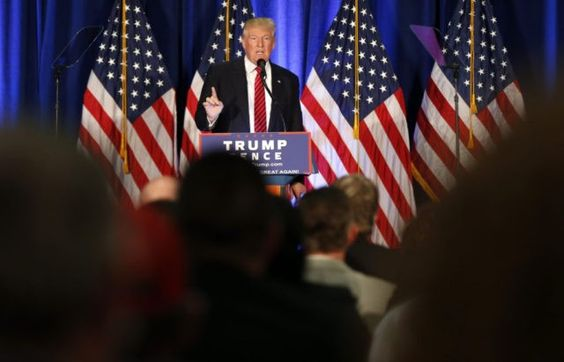 Donald Trump Calls for Sharia Law Ban// YES! YES! YES!