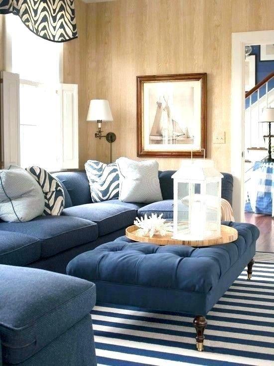 Blue Living Room Furniture Ideas Coastal Style Living Room Blue Couch Living Room Coastal Decorating Living Room