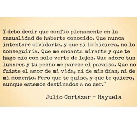 Cortázar...