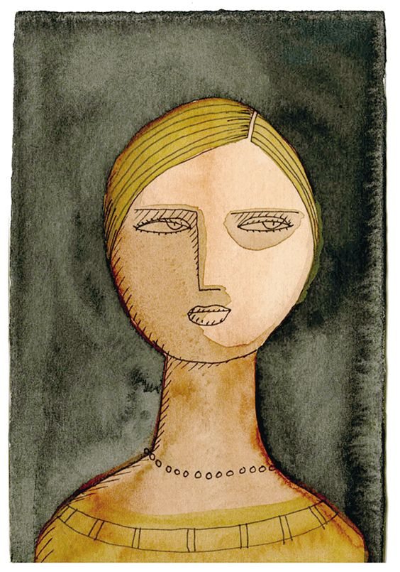 Aquarelas por MARIA EUGENIA -- http://revistapiaui.estadao.com.br/edicao-96/cartuns/aquarelas