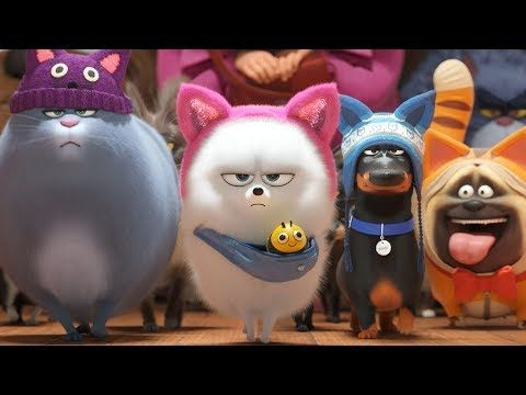The Secret Life Of Pets 2 Full Movie 2019 Patton Oswalt Eric