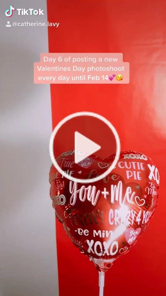 Cat Catherine Lavy On Tiktok Day 6 Of Posting A New Valentines Day Photoshoot Every Day Until Feb 14 Creativephotography Valentines Day Valentines Day