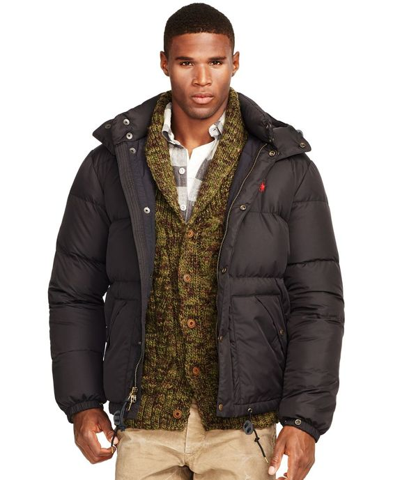 Polo Ralph Lauren Elmwood Down-Feathers Jacket | Products