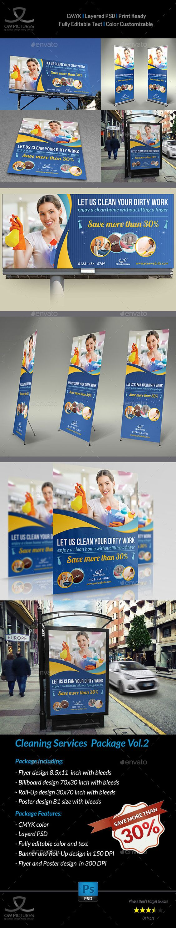 cleaning services advertising bundle vol cleaning advertising cleaning services advertising bundle vol 2