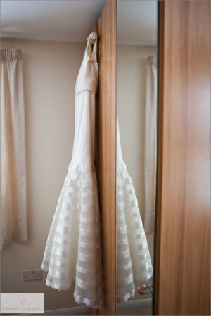 wedding dress © Green Photographic 2012