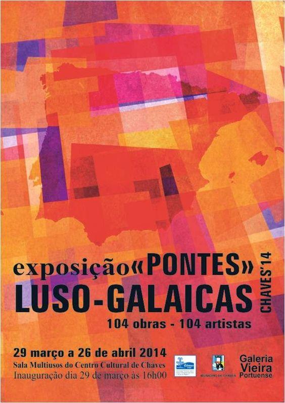 PONTES LUSO-GALAICAS: Cartaz