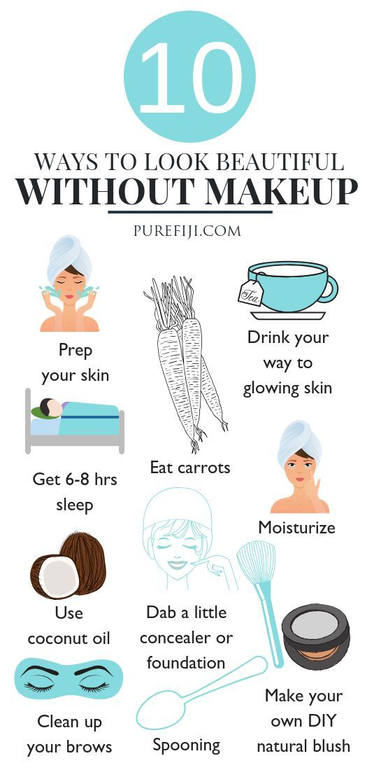How To Look Naturally Beautiful Without Makeup Natural Skin Care Oils For Skin Skin Care Tips