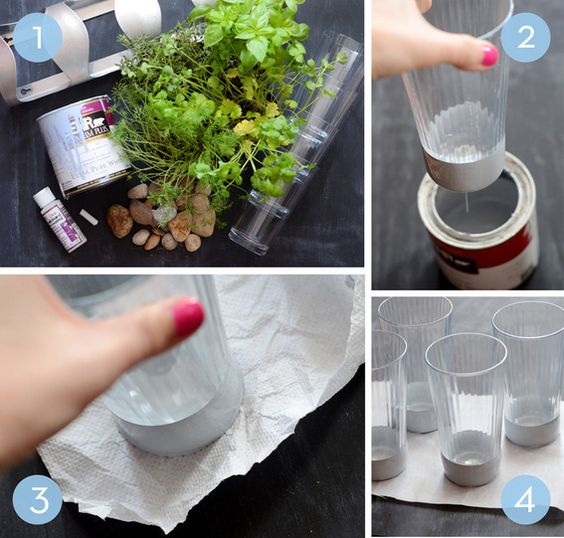 Ikea Indoor Garden: How To: Indoor Herb Garden IKEA Hack