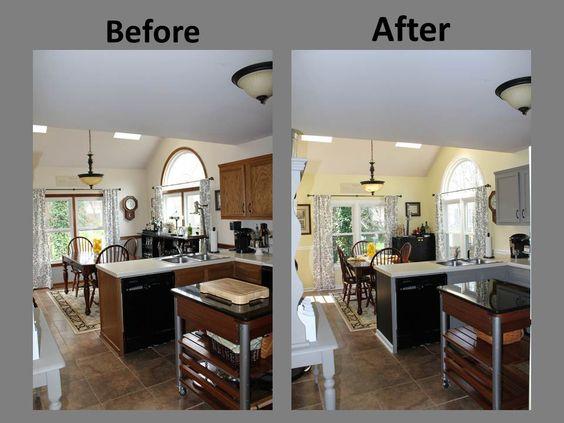 are my annie sloan kitchens gray kitchen cabinets my sunshine