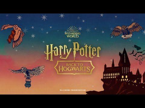 Back To Hogwarts Global Celebration 2020 Hosted By The Harry Potter Fan Club 1 September Youtube Hogwarts Harry Potter Fan Harry