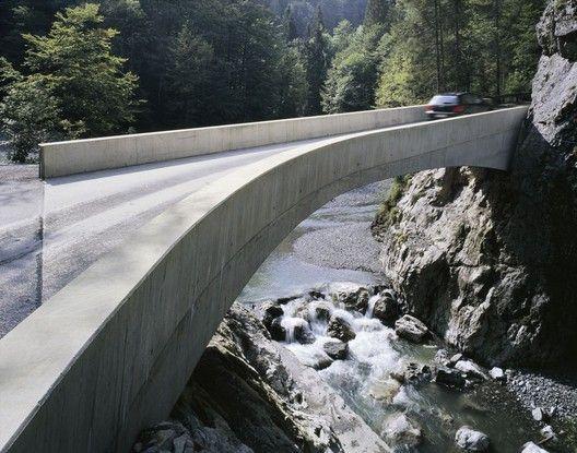 Puente Schanerloch / Marte.Marte Architekten ZT GmbH