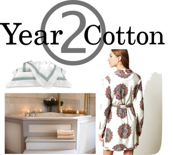 Second Year Wedding Anniversary Gift Ideas : Second Year Wedding Anniversary Gift IdeasCotton