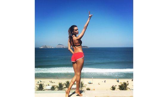 Alors que débute aujourd'hui les Jeux Olympiques à Rio de Janeiro, les tops brésiliens rejoignent la ville des cariocas. Gisele Bündchen, Izabel Goulart, Alessandra Ambrosio... L'occasion de découvrir les JO à travers les comptes Instagram de cet escadron de belles.