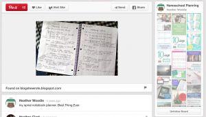 10 Pinterest Boards for Homeschool Planning