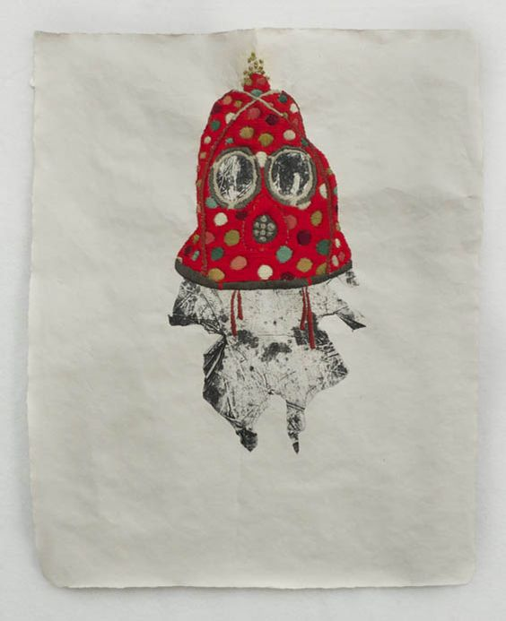 Max Colby's Embroidered Prints