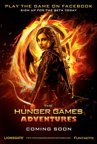 The Hunger Games ~ video game coming soon!!! Yes, please! :-)