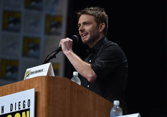 AMC's The Walking Dead at Comic-Con 2014 - Chris Hardwick emceeing of course