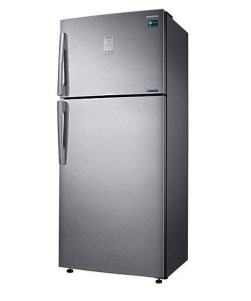 ثلاجة توشيبا 20 قدم سيلفر Top Freezer Refrigerator Refrigerator Kitchen Appliances