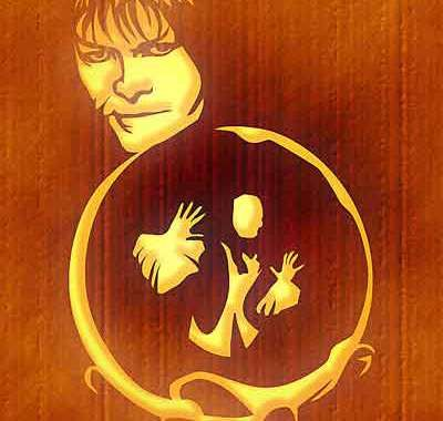 labyrinth-pumpkin-template