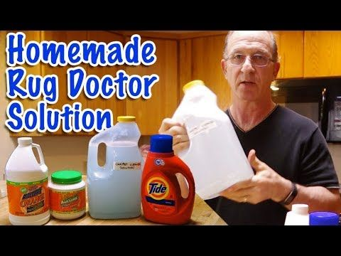 The Best Ever Homemade Carpet Cleaner It S Unavoidable Stuff Spills Or You Track In Mud Accidentally O Rug Doctor Diy Carpet Cleaner Carpet Cleaner Solution
