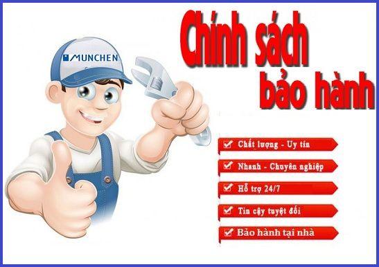 Những điều cần biết về chế độ bảo hành của bếp từ Munchen