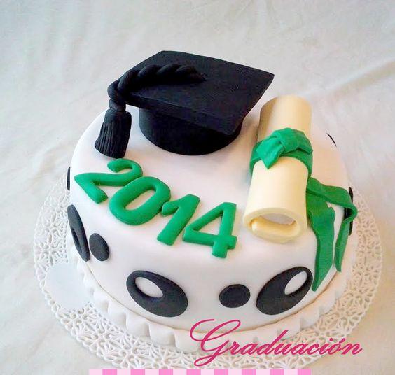 Tortas de Graduación