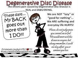 Degenerative Disk Disease