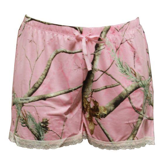AP Pink Pajama Short