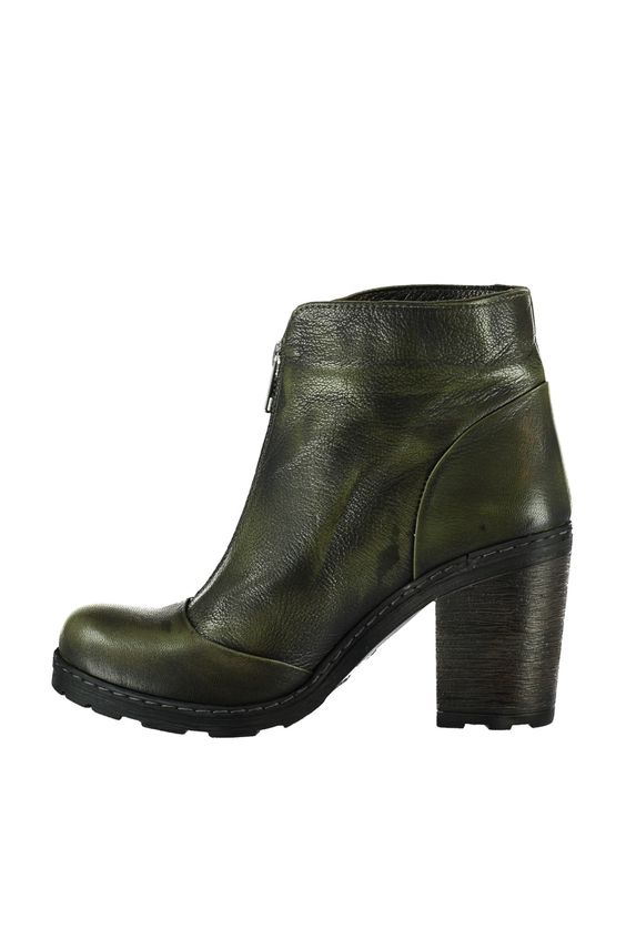 Hakiki Deri Kadın Bot Elle Shoes | Trendyol