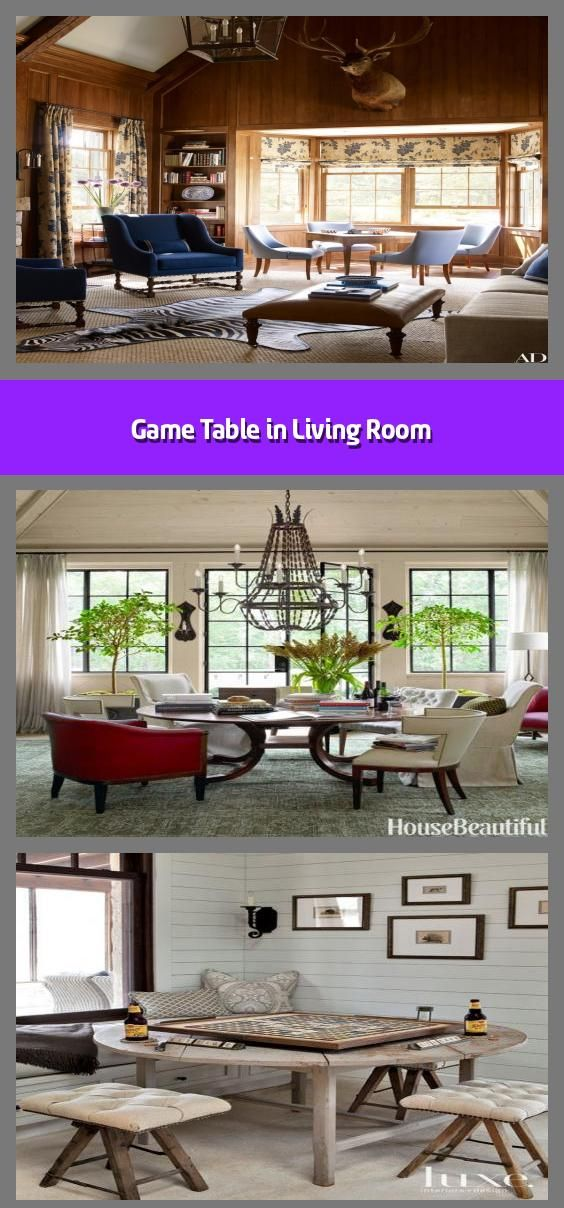 Game Table In Living Room Architectural Digest My Mom Always Has The Best Ideas For Living Room Table Architectural Digest Beach House Tour