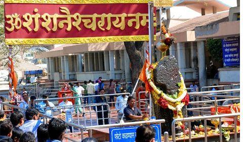 Shani Shingnapur Temple Trust allows women devotees