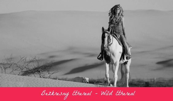 Wild Ethereal. One of 18 beauty types created by GretaKredka. Boho, ethnic and eclectic style, natural fabrics (suede, leather, cotton, linen, wool), fringe, cowboy boots and hats, lacing, natural jewelry, paisley, aztec prints, low-contrast. Color essence: Soft Autumn.
