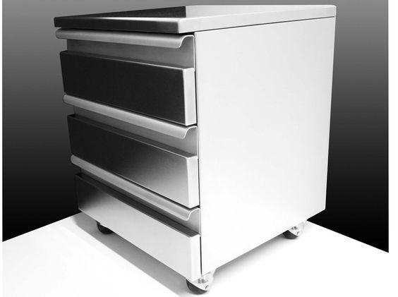 Cassettiera a 3 cassetti - #arredamento #furniture #accessori #bagno #wc #mobili #bagno #acciaio #inox #cromoterapia #vetro #sanitari #lampade #moderno #azienda #lusso #specchi #cristallo #arredobagno #rubinetteria #vasca #docce #doccia #italian #style #italia #italy #produzione #industria #lavabi #piani #design #soffioni #boxdoccia #box #madeinitaly #made #bathroom #bath #stainless #steel #shower #head #led #light #modern #mirror #taps #rain #waterfall #pioggia #cascata #industrial #product