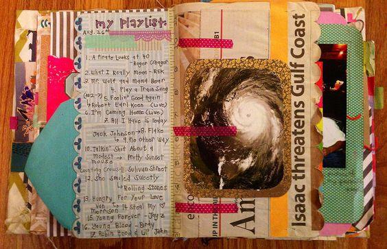 Art / Junk Journal   por leighleonards