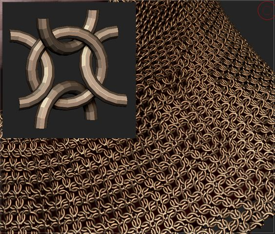 Micromesh in Zbrush - Polycount Forum