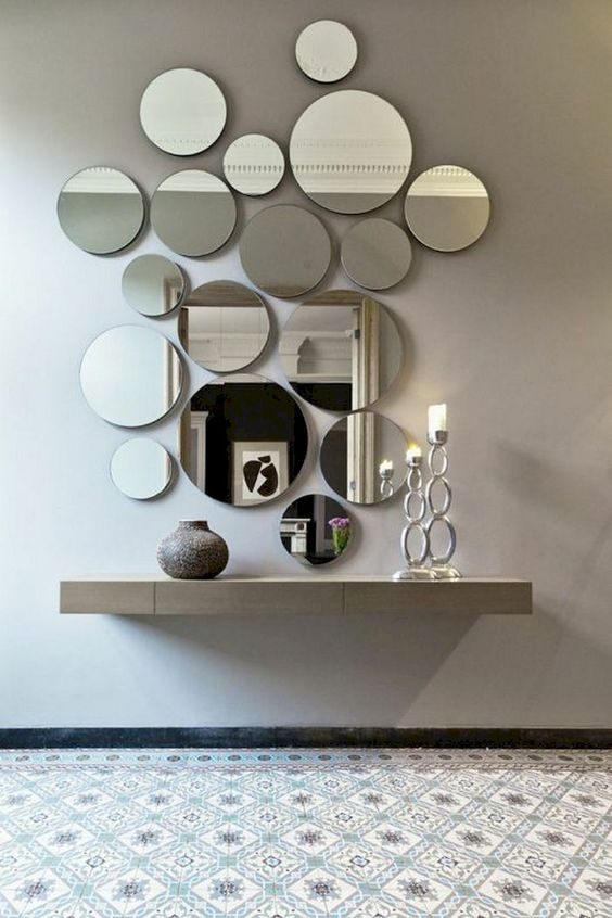 Interior Design: Top 10 Marvelous Mirror Wall Decoration Ideas That Inspired You