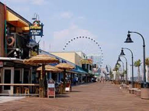 Barefoot Landing - North Myrtle Beach, South Carolina.loved this place